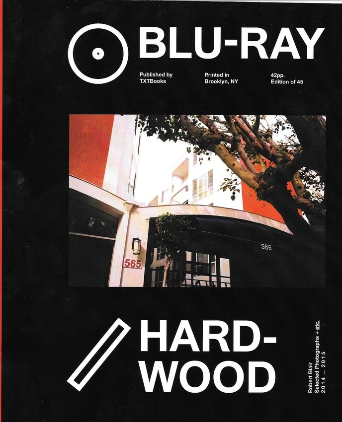 Blu-Ray Hard-Wood