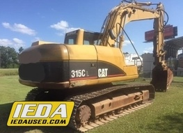 Used 2007 Caterpillar 315CL For Sale