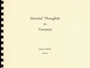 Second Thoughts in Toronto