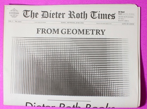Dieter Roth Books : From Geometry to Decay