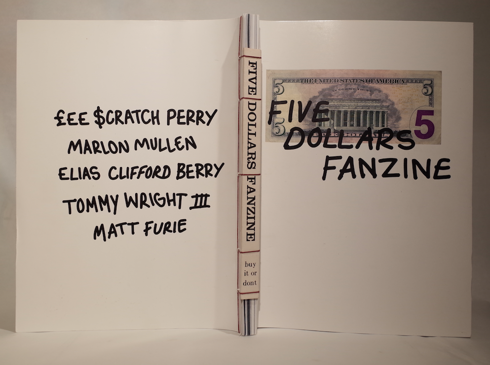Five Dollars Fanzine