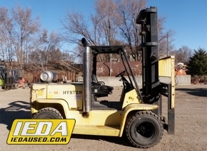 Used 1999 Hyster H135XL For Sale