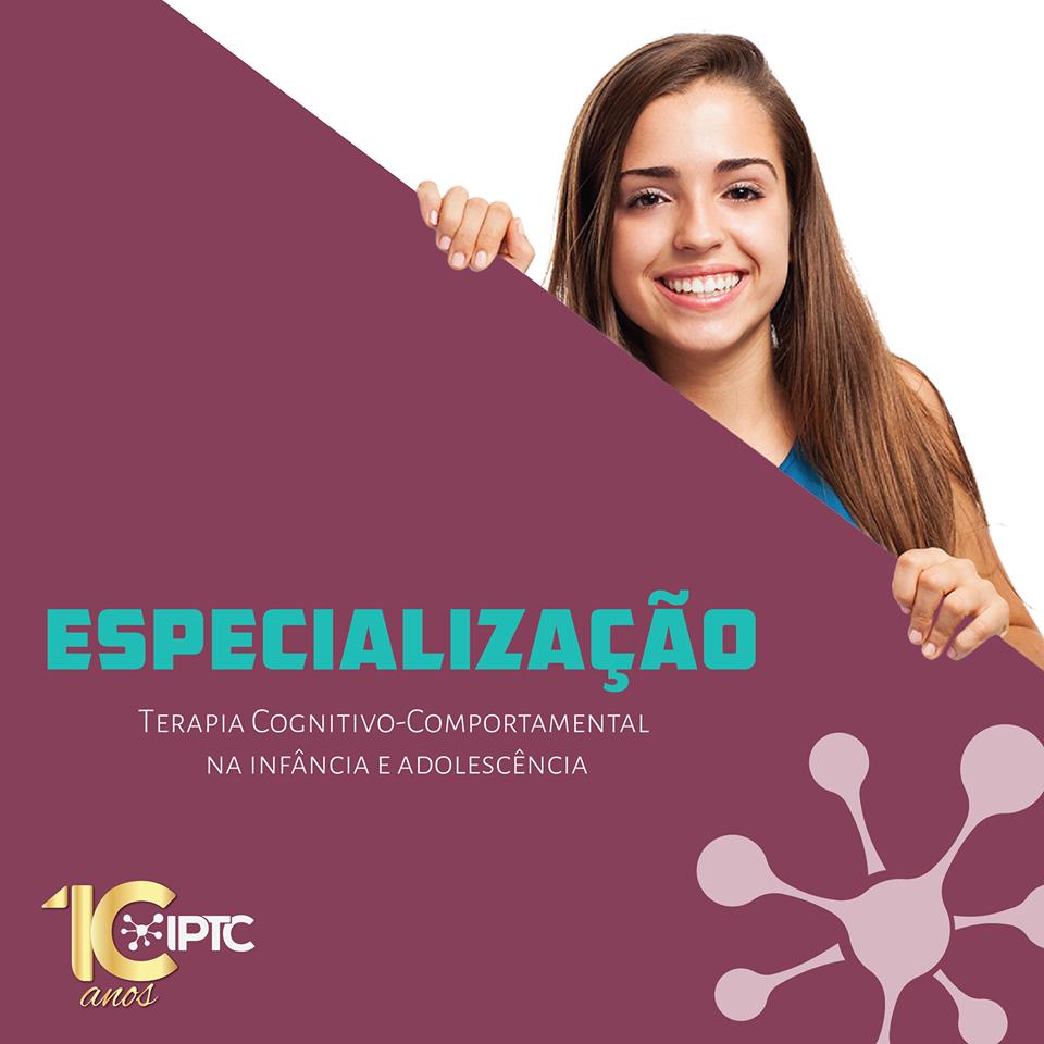 Curso de TCC na Infância e Adolescência (IPTC)