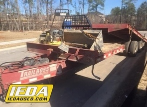 Used 2007 TRAILBOSS 10 For Sale