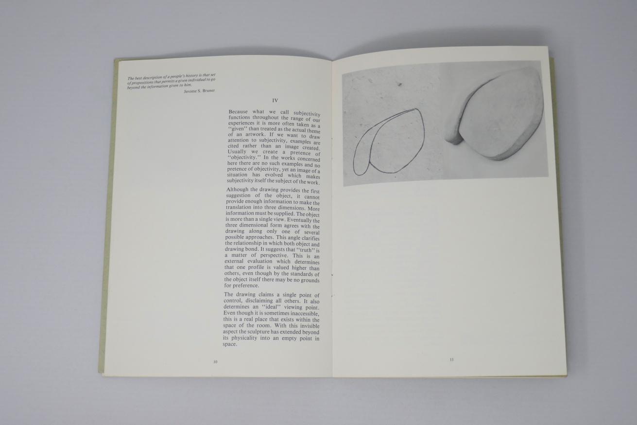 Joel Fisher: Arnolfini Gallery Bristol 1981 thumbnail 3