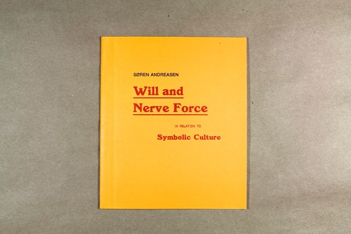 Will and Nerve Force in Relation to Symbolic Culture