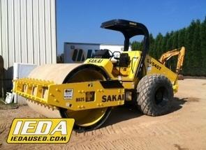 Used 2013 Sakai SV540T For Sale
