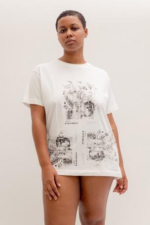 Jen Shear T-shirt [Medium]