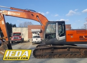 Used 2008 Hitachi ZX200 LC-3 For Sale
