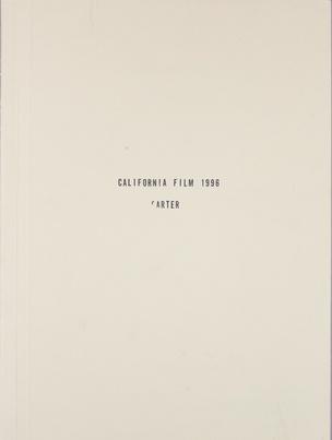 California Film : 1996