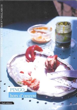 PINGO magazine - hors d'oeuvre