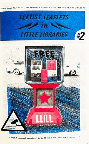 Leftist Leaflets in Little Libraries #2