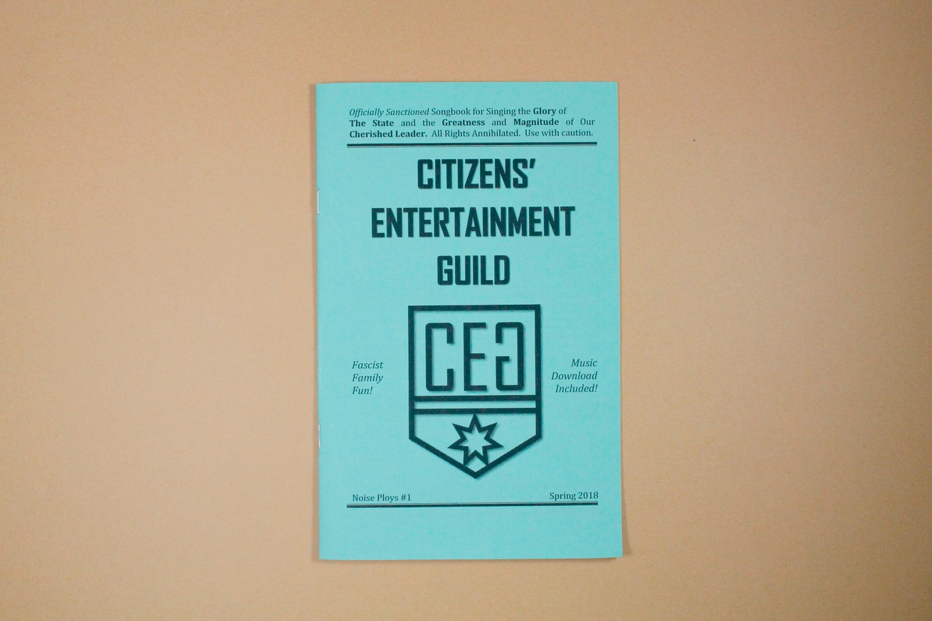 Noise Ploys #1: Citizens' Entertainment Guild thumbnail 2