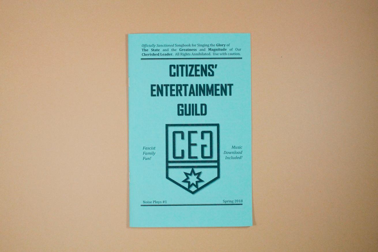 Noise Ploys #1: Citizens' Entertainment Guild thumbnail 2