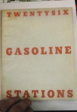 Twentysix Gasoline Stations (Photography)