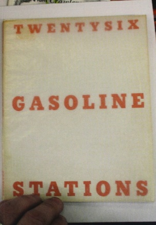 Twentysix Gasoline Stations (Photography)