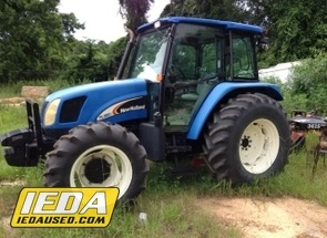 Used 2005 New Holland TL100A For Sale