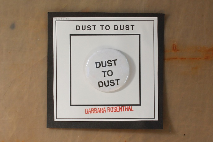 Button Pins: Dust to Dust