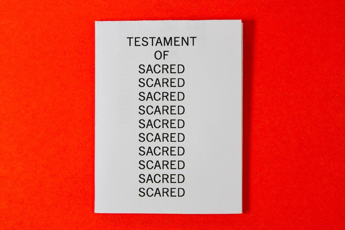 Testament of Sacred Scared