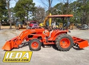 Used 2013 Kubota MX5100 For Sale