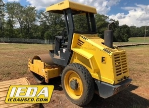Used 2015 Bomag BW124DH-40 For Sale