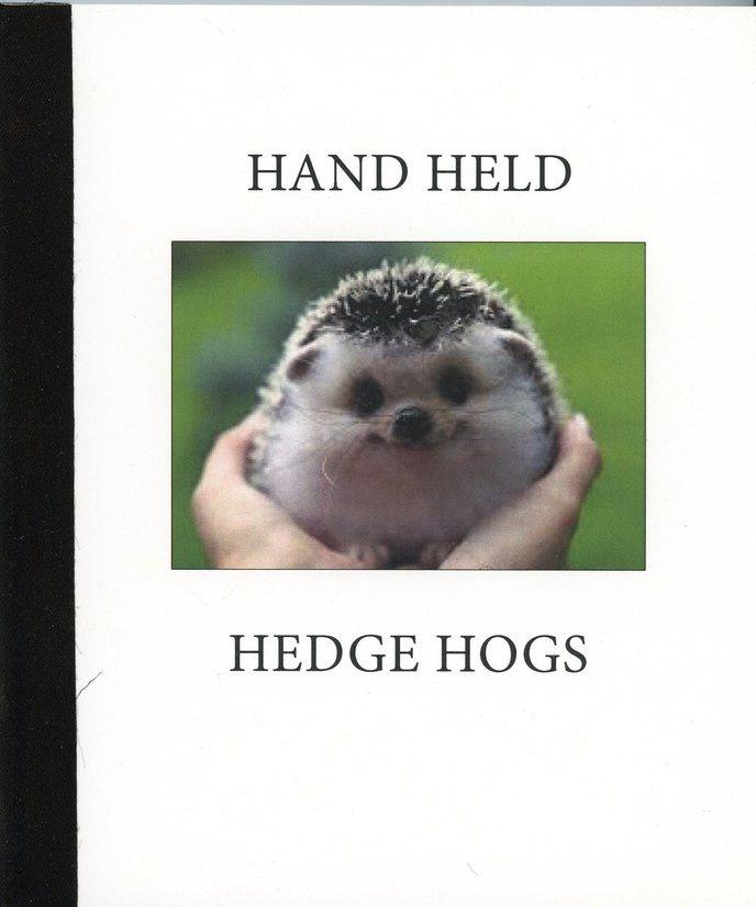 Hand Held Hedge Hogs