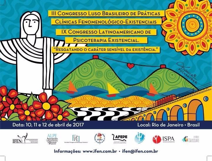 III Congresso Luso Brasileiro e IX Congresso Latinoamericano de Psicologia Fenomenológico-Existencial