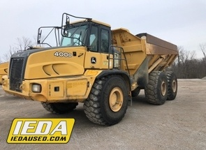 Used 2007 John Deere 400D For Sale