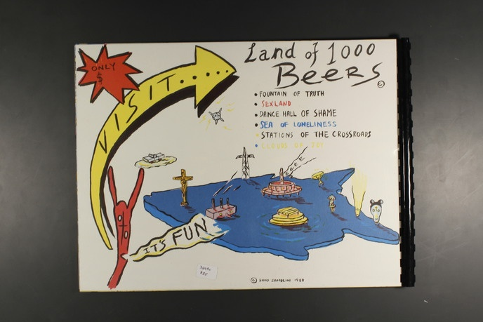 Land of 1000 Beers : Travel Guide to La Via Dollarosa thumbnail 4