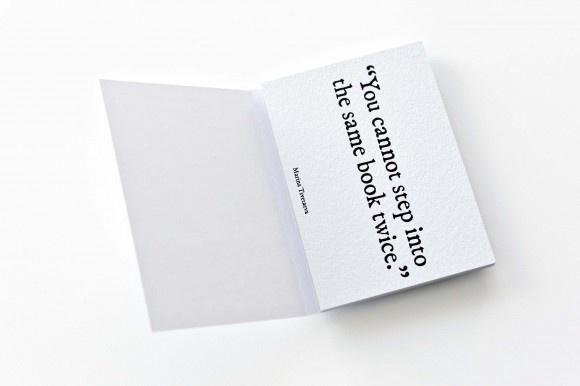 Inverted Commas: Postcards On Books thumbnail 3