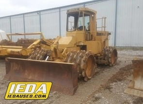 Used 1982 Caterpillar 815B For Sale