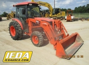 Used 2013 Kubota L3940HST-3 For Sale