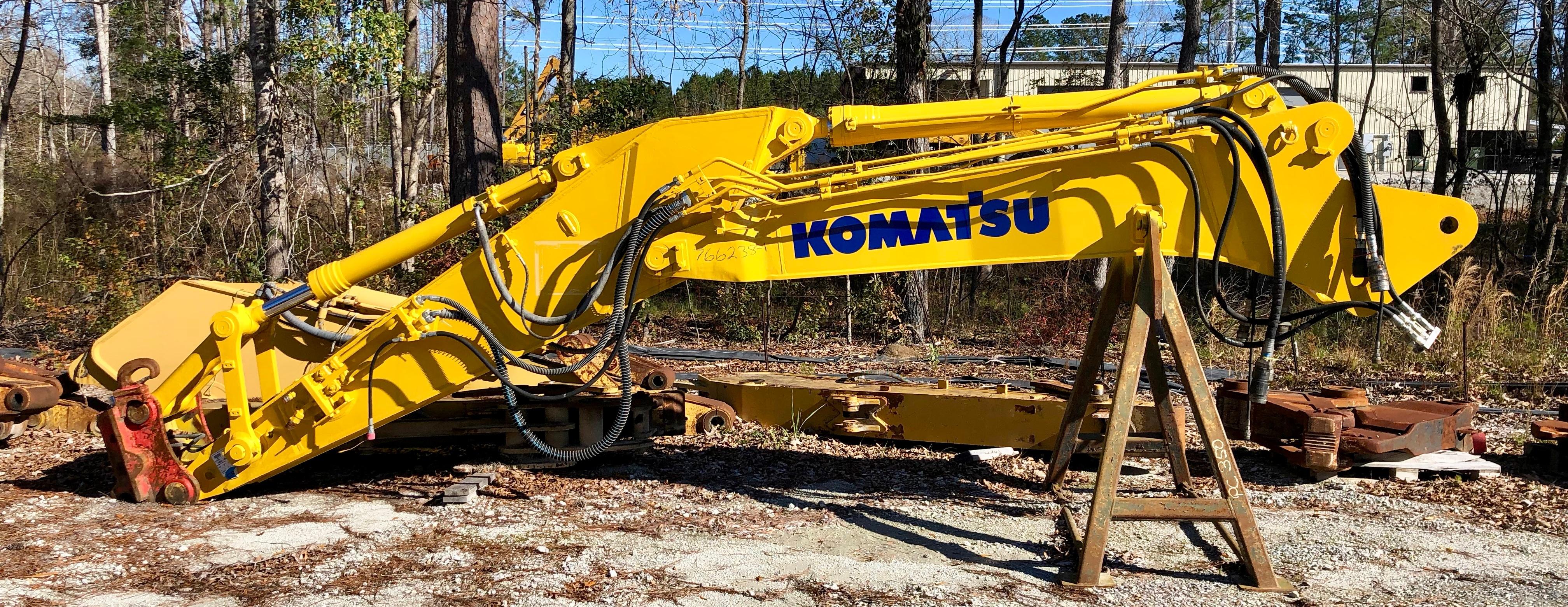 Used 2011 Komatsu PC350 NHRD-8 For Sale
