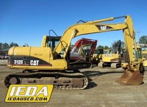 Used 2002 Caterpillar 312CL For Sale