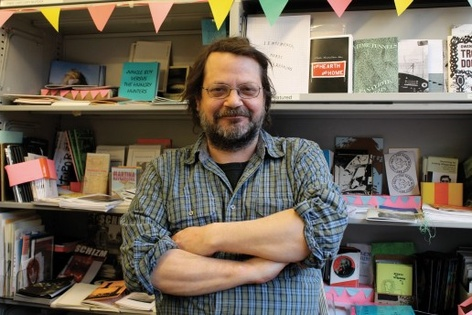 Max Schumann named Executive Director of Printed Matter, Inc