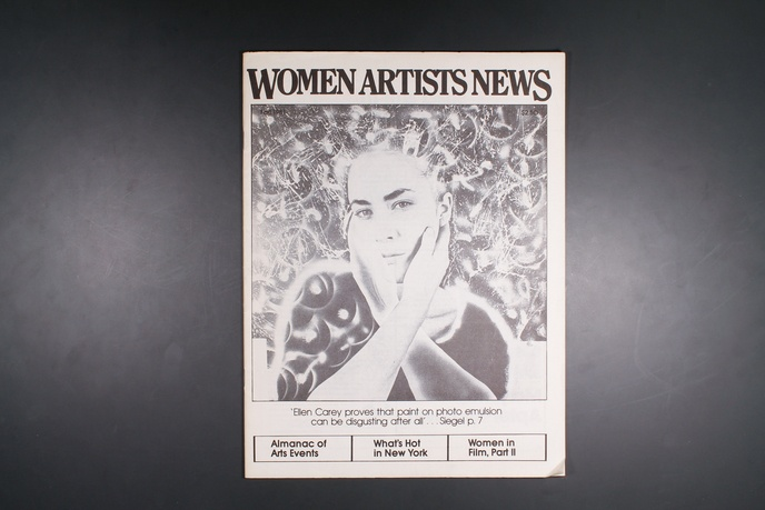 Women Artists News-Various Issues thumbnail 8