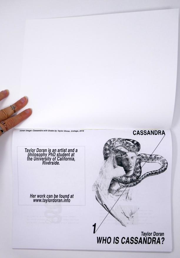Cassandra Editions 1-15 thumbnail 2