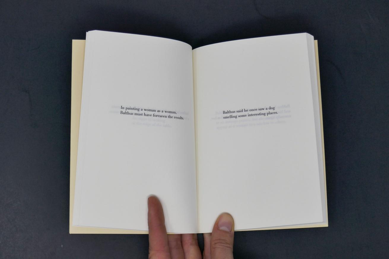 The Balthus Poems thumbnail 3