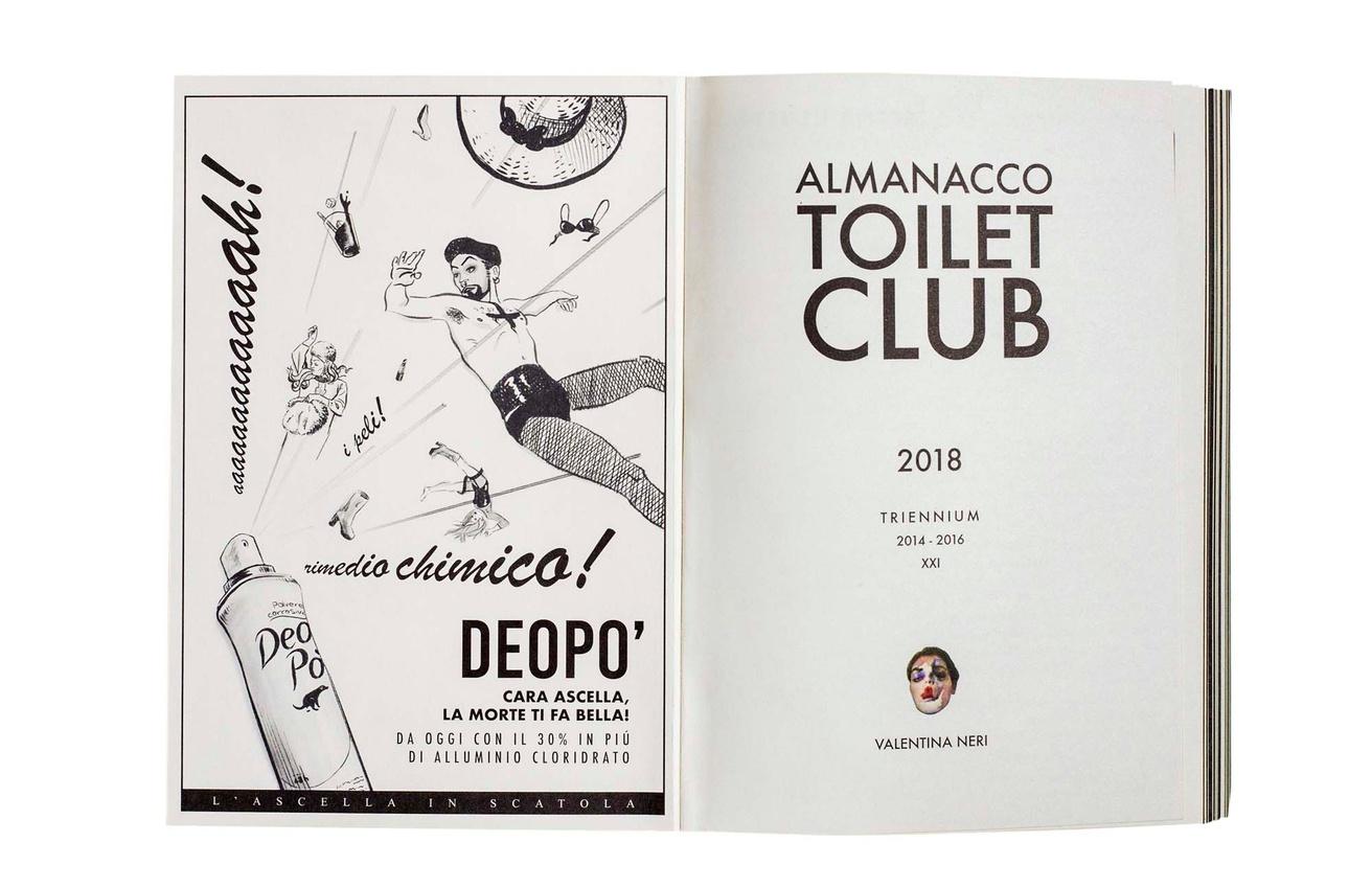 ALMANACCO TOILET CLUB thumbnail 2