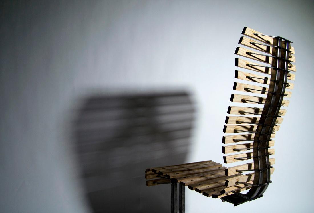 Chair by Abdulgader Nasser