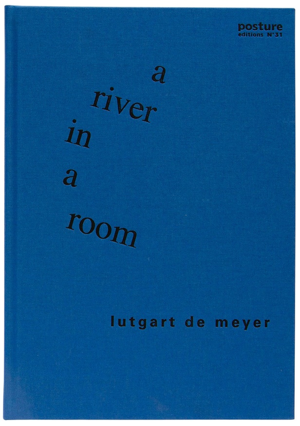 a river in a room