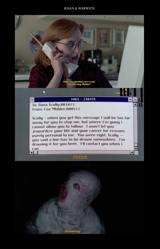 Fear Indexing the X-Files thumbnail 2