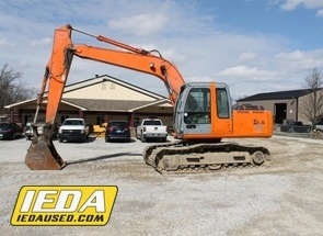 Used 2005 Hitachi ZX160 LC For Sale