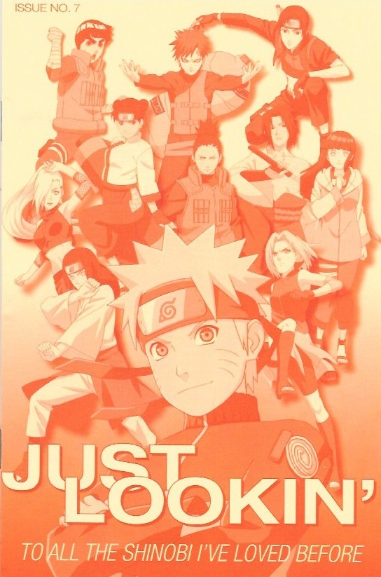 Just Lookin' Issue 7: To All the Shinobi I've Loved Before
