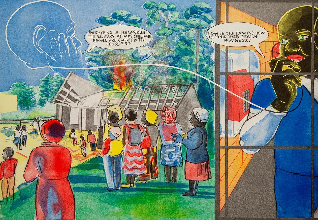 Between Worlds: an asylum seeker in America thumbnail 8