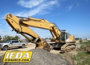 Used 2003 Liebherr R964BHDSL For Sale