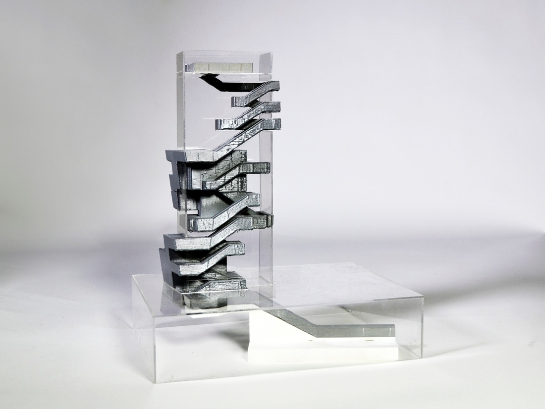 Study model by Dylan Weiser.
