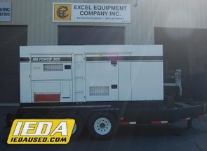 Used 2007 Multiquip DCA300SSK4 For Sale