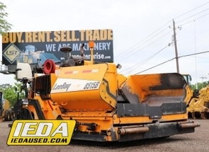 Used 2010 Leeboy 8515B For Sale