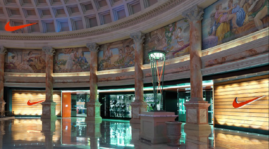 Nike Las Vegas